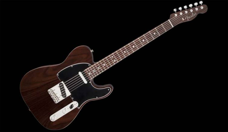 Limited Rosewood Telecaster